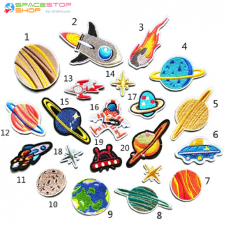 Outer Space Patch Set