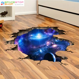 Outer Space 3D Wall Sticker